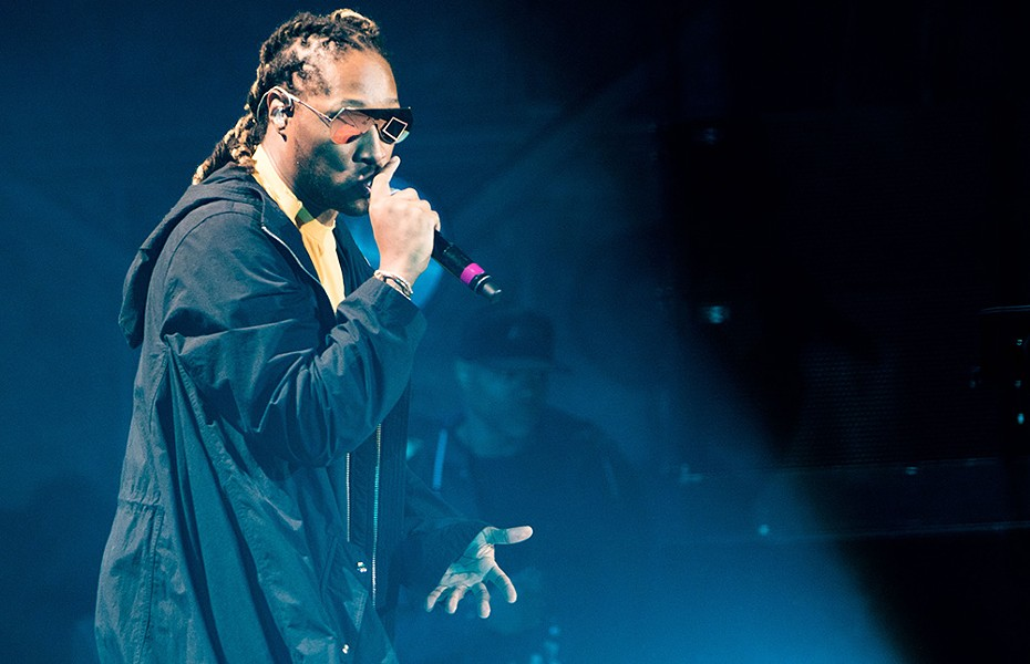 Future at KeyBank Pavilion on Thu., May 25 - CP PHOTOS BY LUKE THOR TRAVIS