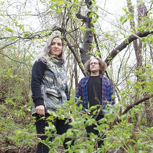 Slingshot Dakota - PHOTOS COURTESY OF TOPSHELF RECORDS