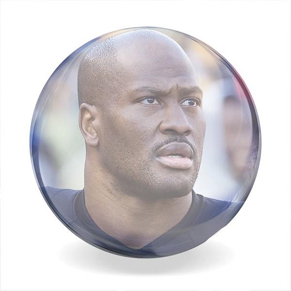 Former Steelers linebacker James Harrison