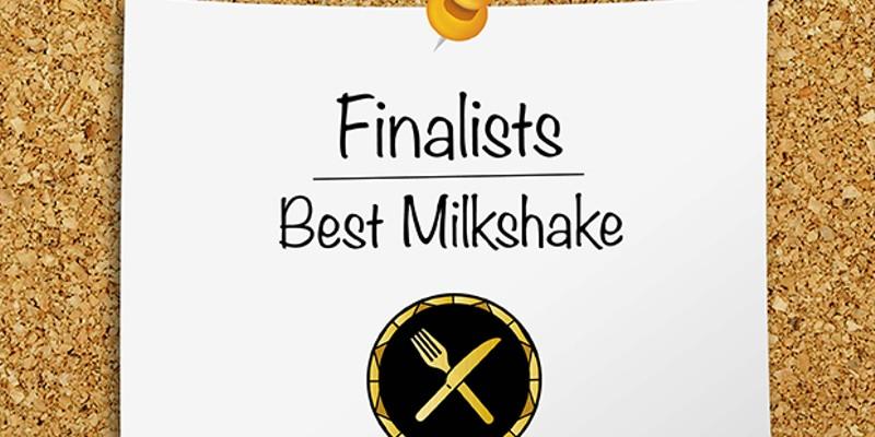 Best of PGH 2018 finalists: Best Milkshake   Blogh