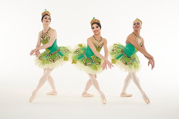 Les Ballets Trockadero de Monte Carlo - PHOTO COURTESY OF ZORAN JELENIC