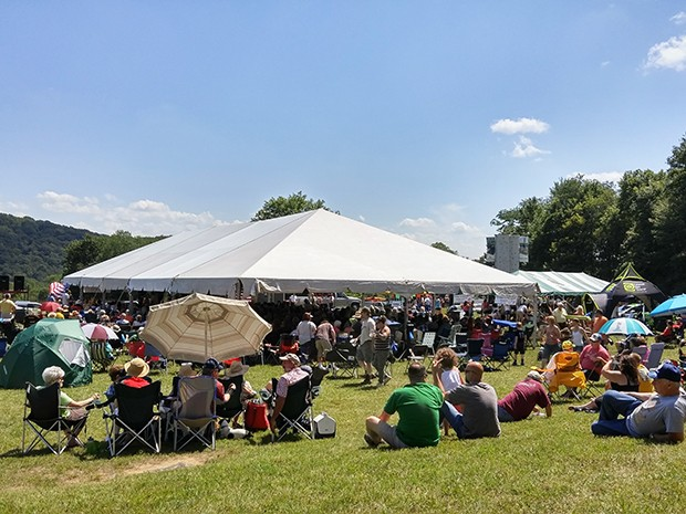Laurel Hill Bluegrass Festival - CP PHOTO BY LISA CUNNINGHAM