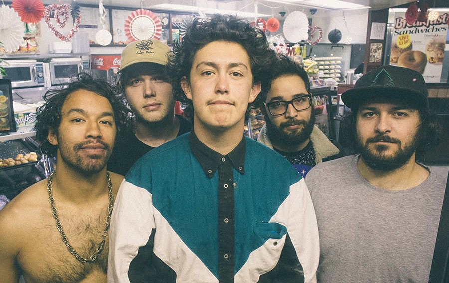 Hobo Johnson - PHOTO COURTESY OF JORDAN MAGEE