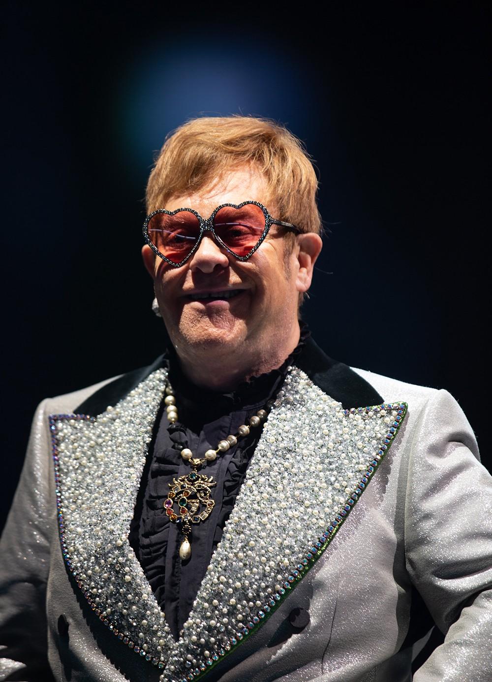 Concert photos: Elton ...
