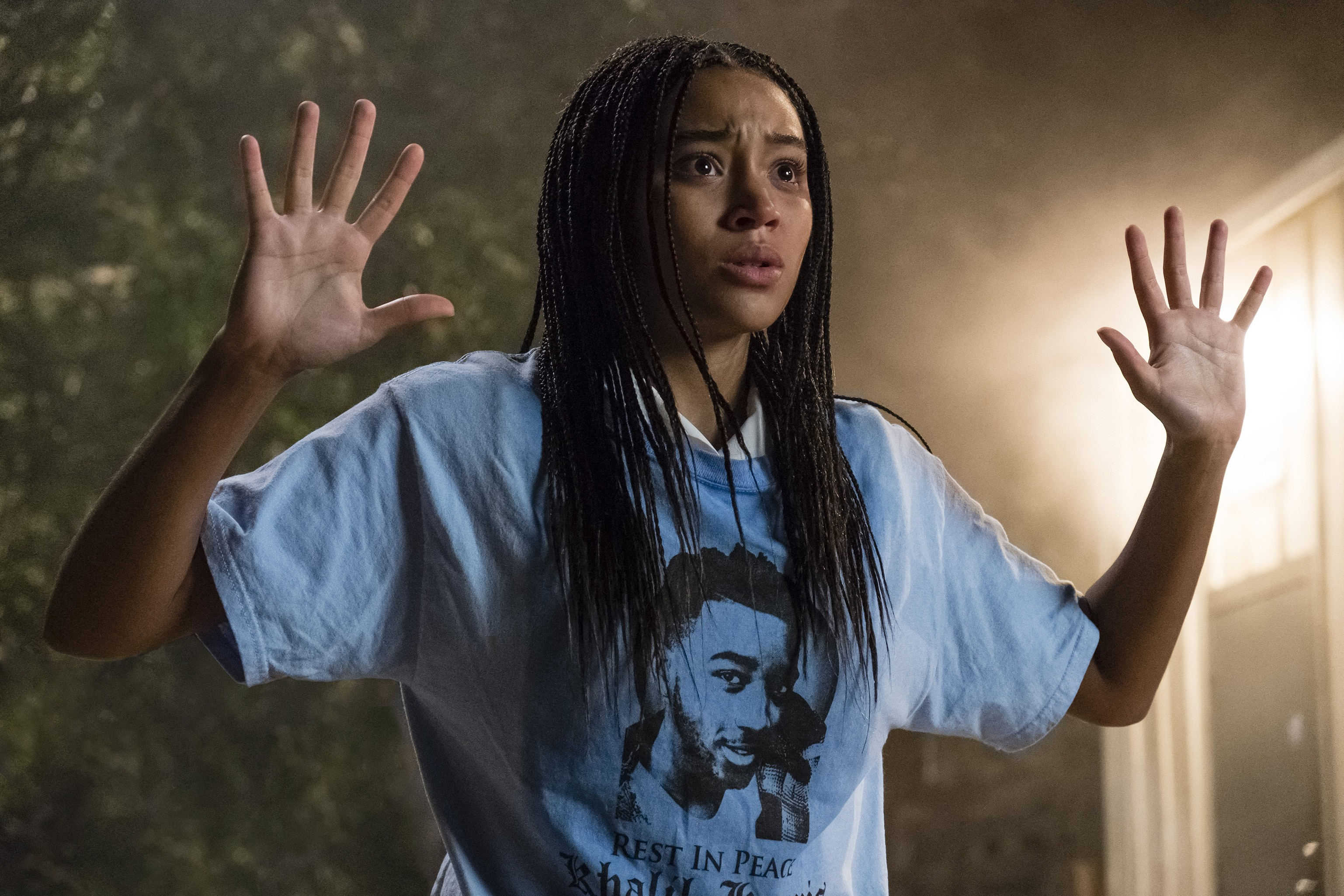 The Hate U Give embodies the exhausting cycle of police brutality