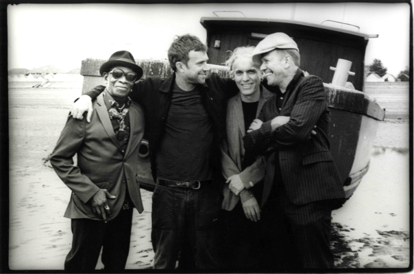 The Good, The Bad, & The Queen - PHOTO: PENNIE SMITH