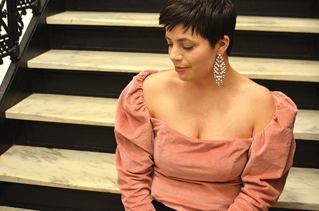 Liz Sterrett - CP PHOTO: TERENEH IDIA