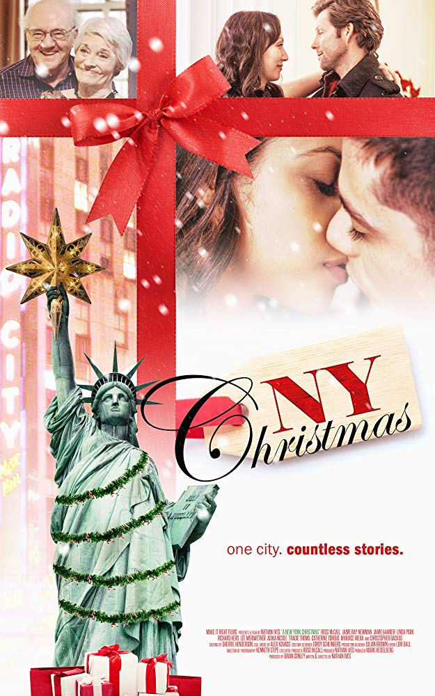 Holiday Movie Advent Day 23: A Christmas In New York