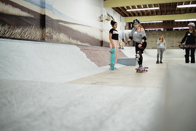 Shred Your Fears at Switch & Signal Skatepark