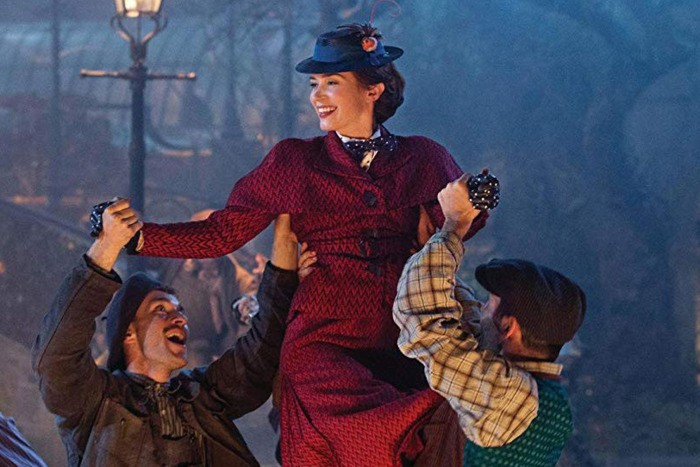 Emily Blunt as Mary Poppins - JAY MAIDMENT/DISNEY