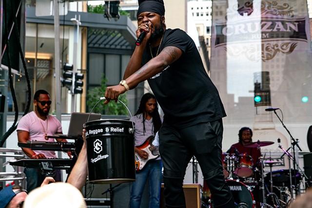 Rock Reggae Relief/Pressure Busspipe - PHOTO: STONE SWIESS