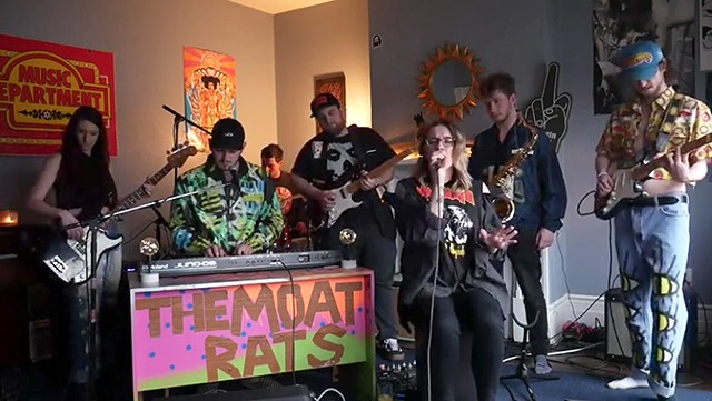 The Moat Rats