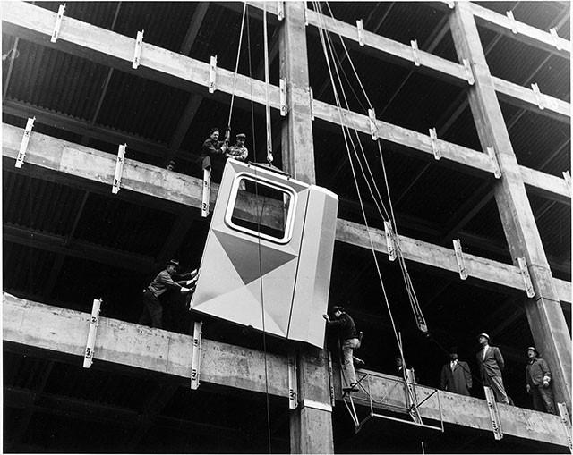 1953 Alcoa Building - PHOTO: NEWMAN-SCHMIDT STUDIOS