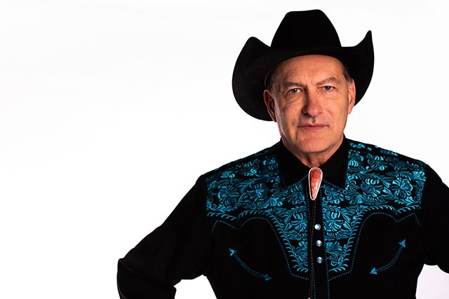 Joe Bob Briggs - PHOTO: MGMARSHALL PHOTOGRAPHY