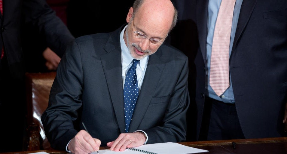 Gov. Tom Wolf - PHOTO: COMMONWEALTH OF PENNSYLVANIA