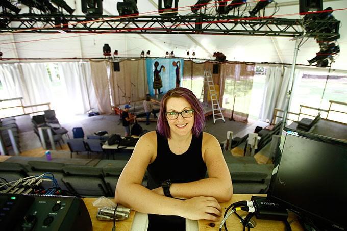 Michelle Engelman - CP PHOTO: JARED WICKERHAM