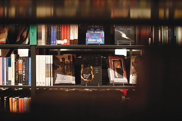 City of Asylum Books - CP PHOTO: JARED WICKERHAM