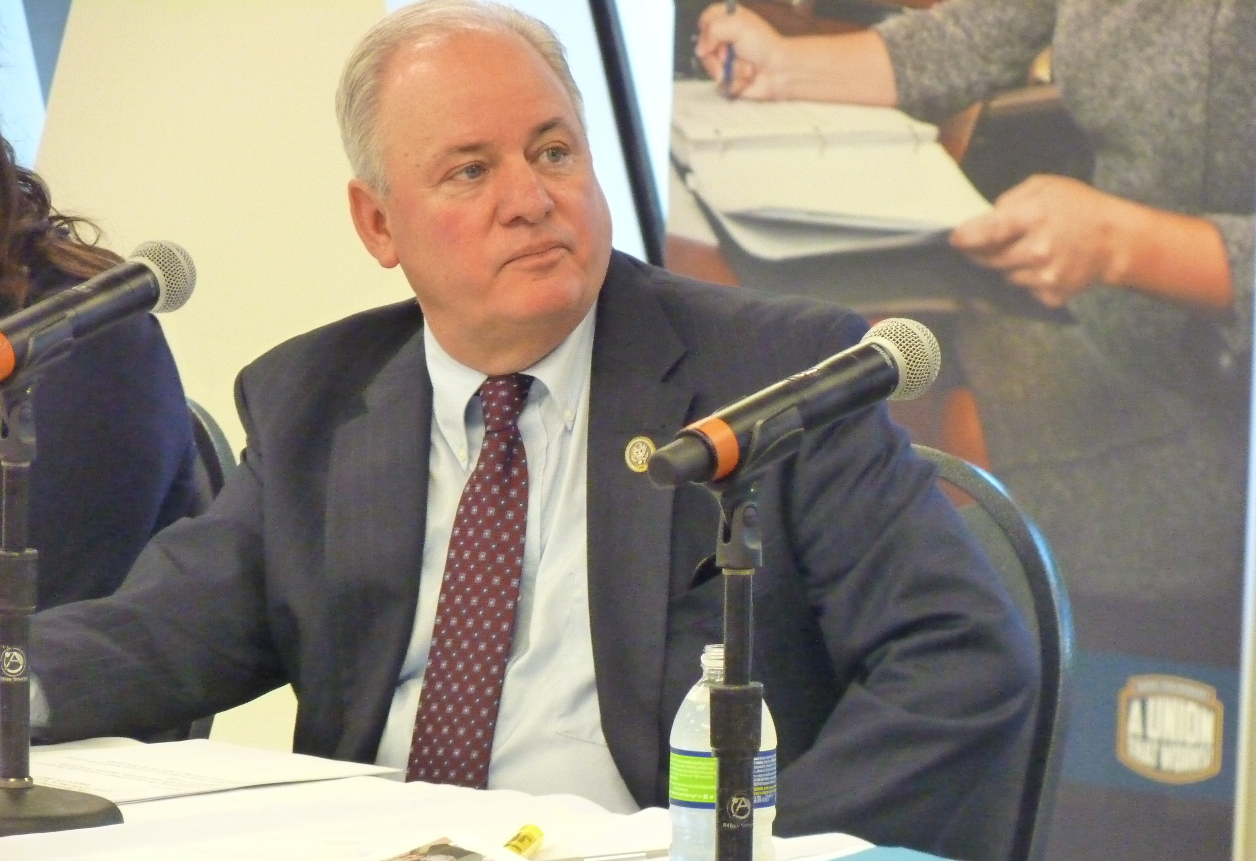 US Rep  Mike Doyle's climate change town hall omissions draw