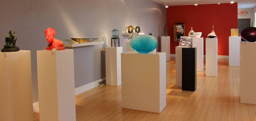 Morgan Contemporary Glass Gallery - PHOTO: MORGAN CONTEMPORARY GLASS GALLERY