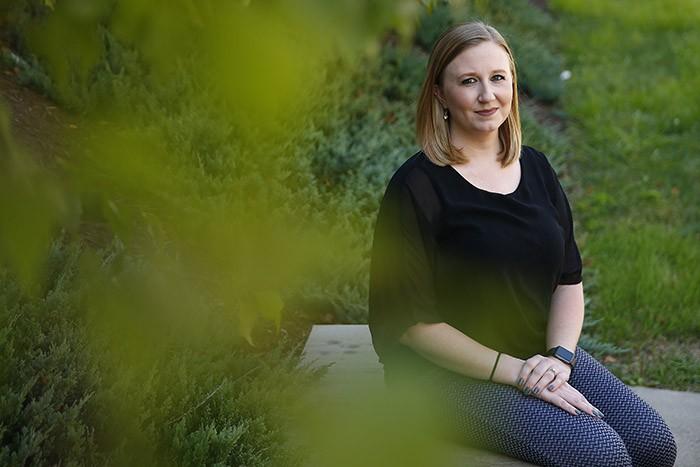 Rachel Shuster - CP PHOTO: JARED WICKERHAM
