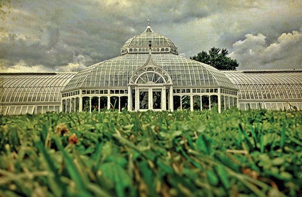 Phipps Conservatory and Botanical Gardens - PHOTO BY HEATHER MULL