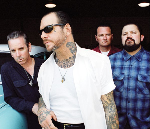 Social Distortion - PHOTO COURTESY OF DANNY CLINCH