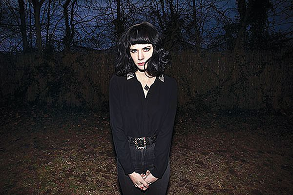 Nikki Lane - PHOTO COURTESY OF CHUCK GRANT