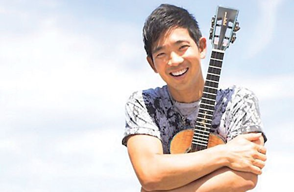 Jake Shimabukuro - PHOTO COURTESY OF EONE MUSIC