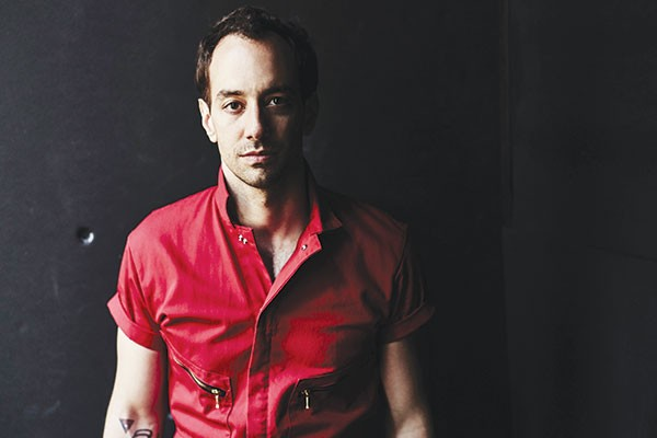 Albert Hammond Jr. - PHOTO COURTESY OF JASON MCDONALD