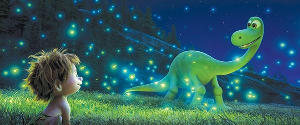 The Good Dinosaur, Nov. 25