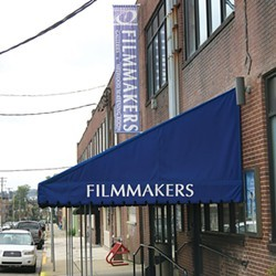 Pittsburgh Filmmakers headquarters on Melwood Avenue, in Oakland