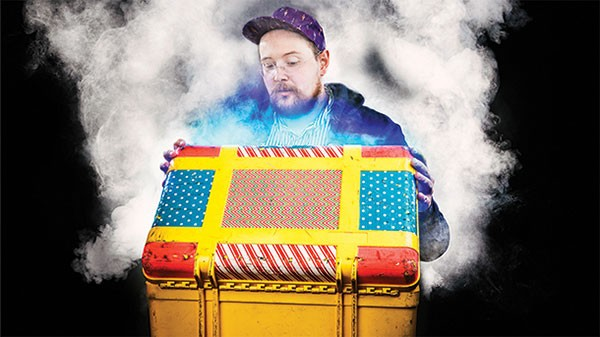 Dan Deacon - PHOTO COURTESY OF FRANK HAMILTON