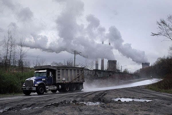Brian Cohen's photo of the Conemaugh Generating Station Power Plant