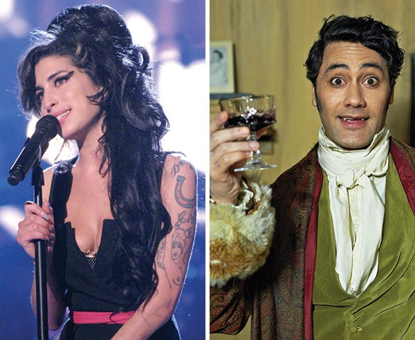 Two of 2015's worthwhile films: Amy and What We Do in the Shadows
