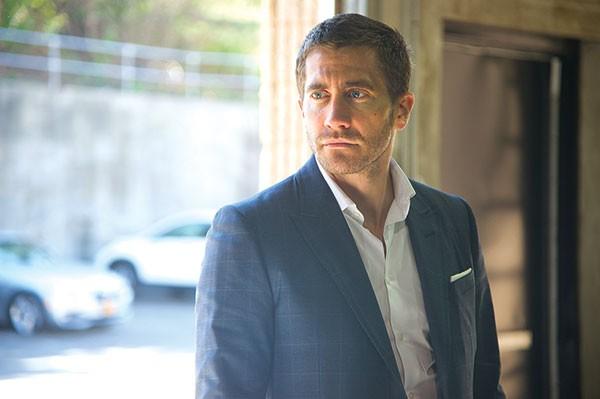 Jake Gyllenhaal is sad.