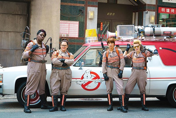 Ghostbusters, July 15