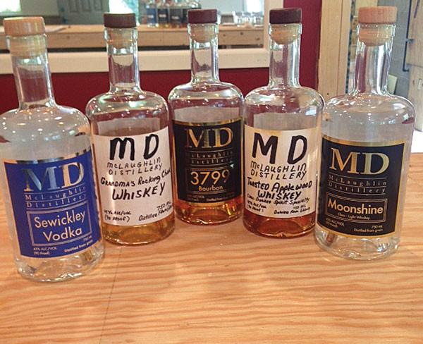 McLaughlin Distillery