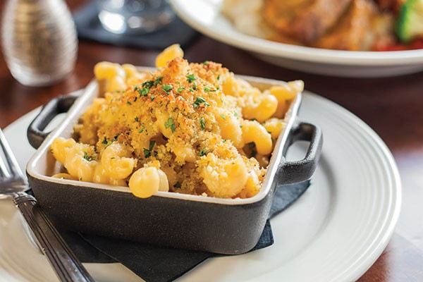 Original mac-and-cheese