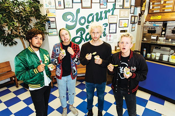 SWMRS - PHOTO COURTESY OF ALICE BAXLEY
