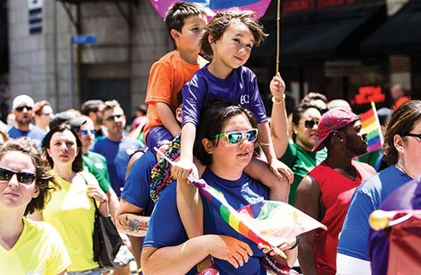 Pittsburgh Pride - PHOTO BY LUKE THOR TRAVIS
