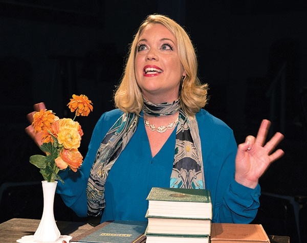 Jennifer Sinatra in The Prime of Miss Jean Brodie at Little Lake