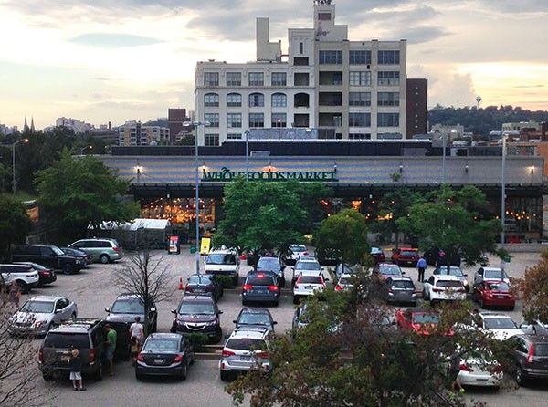 Whole Foods Market on Centre Avenue in East Liberty