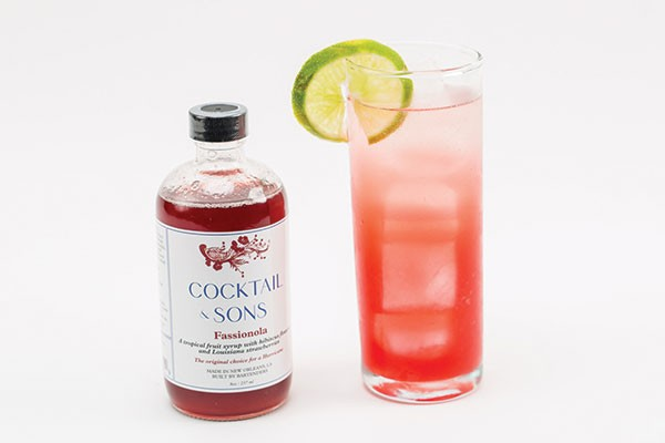 Cocktail & Sons' limited-release Fassionola