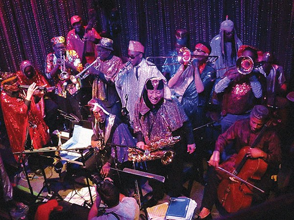 Still flying: Sun Ra Arkestra