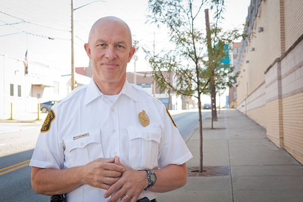 Police Chief Cameron McLay - CP FILE PHOTO BY HEATHER MULL