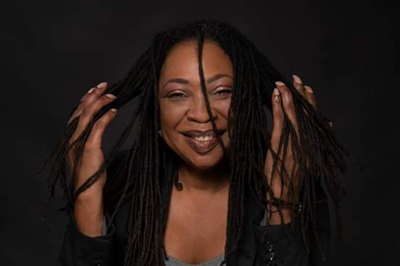 Publicity photo of Tracey D. Turner - PHOTO COURTESY OF TIM COX