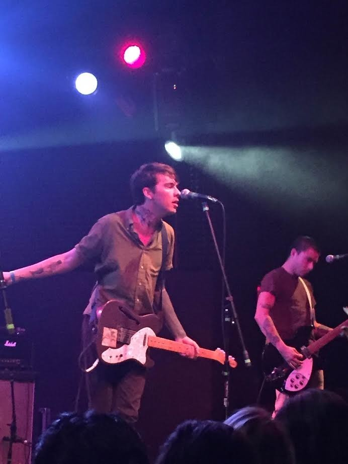 Joyce Manor rocks the Rex with support from the Hotelier and Crying ...