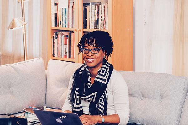 Poet — and comics writer — Yona Harvey