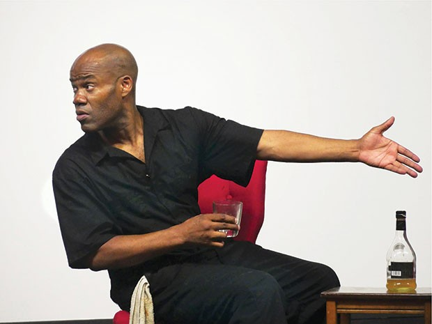 Michael Phillip Edwards' I Am Not Sam, Jan. 27 and 28