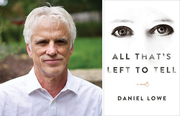 Author Daniel Lowe